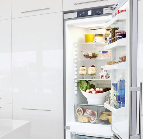 Liebherr refrigeration columns